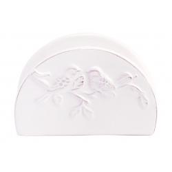 Салфетница керамическая Птицы, 12см