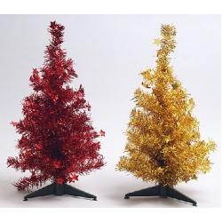 Декоративная елка на подставке, 45.5см, 2 вида