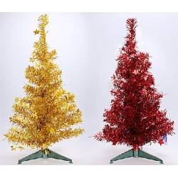Декоративная елка на подставке, 50см, 2 вида