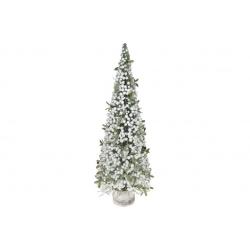 Декоративная елка в горшке