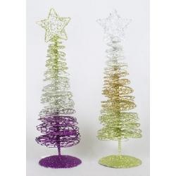Декоративная елка 30см, 2 вида