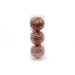 Набор елочных шаров 12 шт. Диаметр 3см