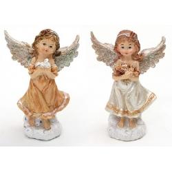 Декоративная статуэтка Ангел 12.5см, 2 вида