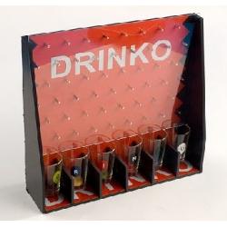 Игра настольная Drinko (в наборе 6стопок) 28см