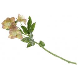 Декоративная ветка Цветы полевые, 37см