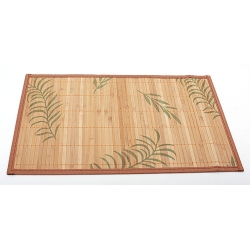 Бамбуковая салфетка с принтом