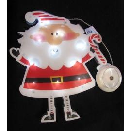 """Светящееся пано """"Санта"""""""