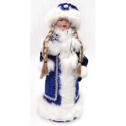 Банка для конфет (500г) Снегурочка, 40см